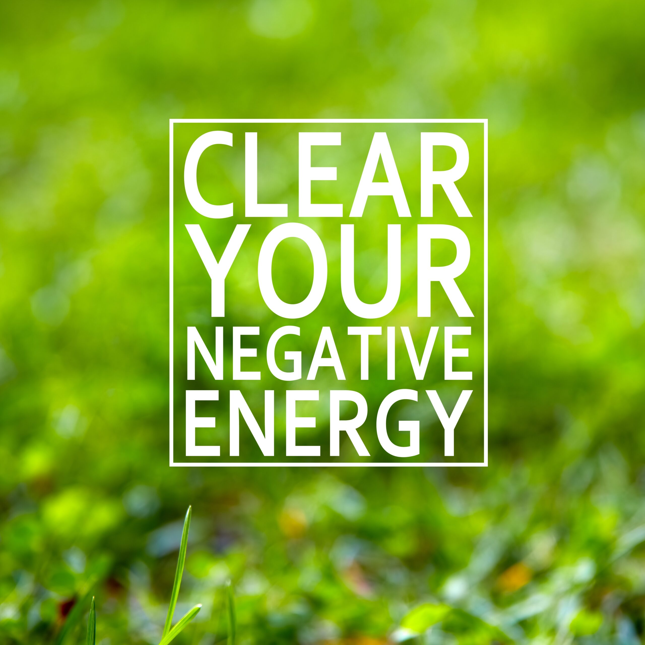 clear negative energy
